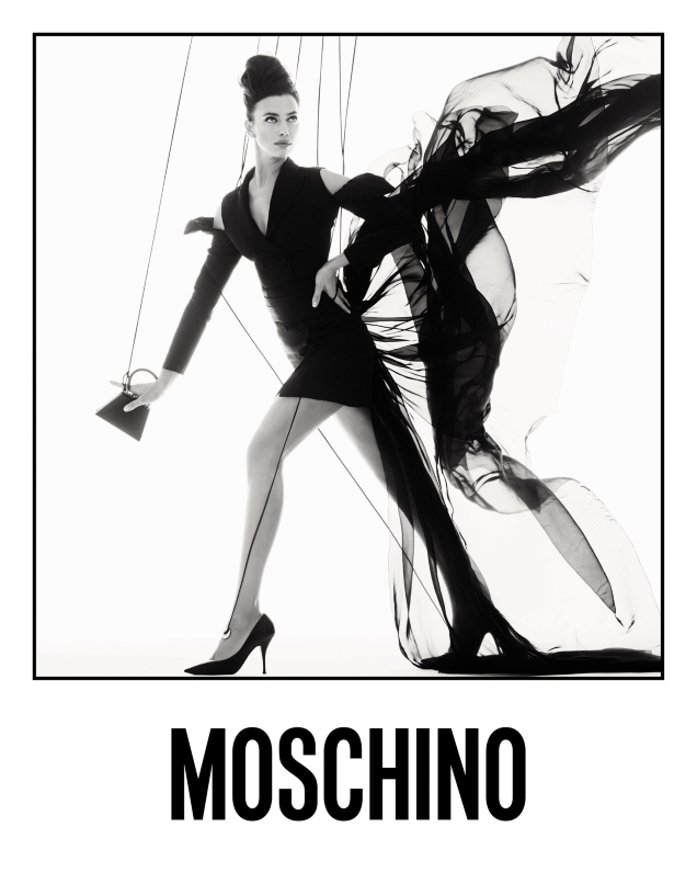 Moschino S/S 2021 by Steven Meisel