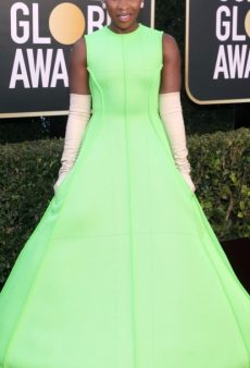 All the Fashion Highlights From the 2021 Golden Globe Awards