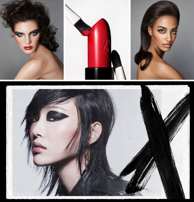 Zara Beauty 2021 by Different Photographers