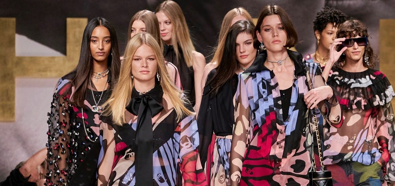 Report: Fashion Month Spring 2022 Is Officially the Most Racially Diverse Season Ever as Size, Age and Gender RepresentationSee Slight Gains