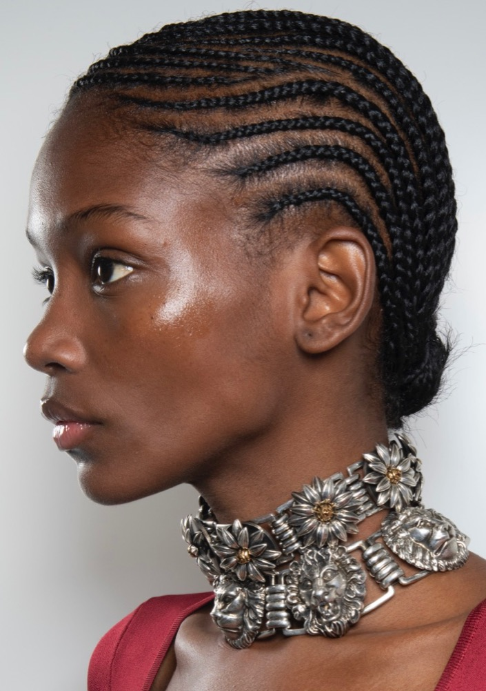 Best Natural Hair Ideas From The Spring 2020 Runways Thefashionspot