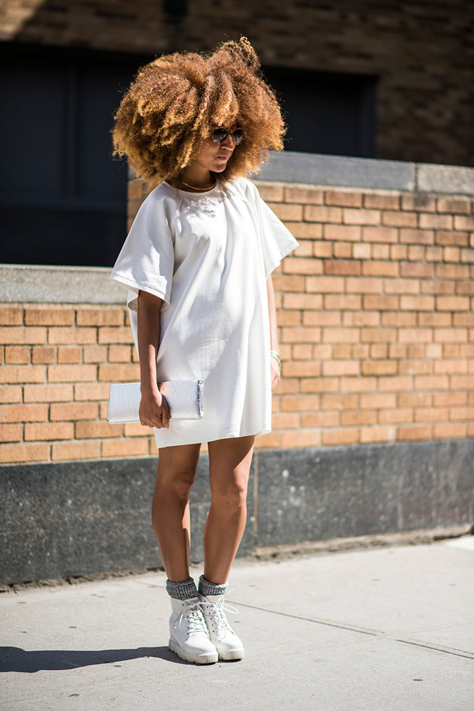 Style White Outfits