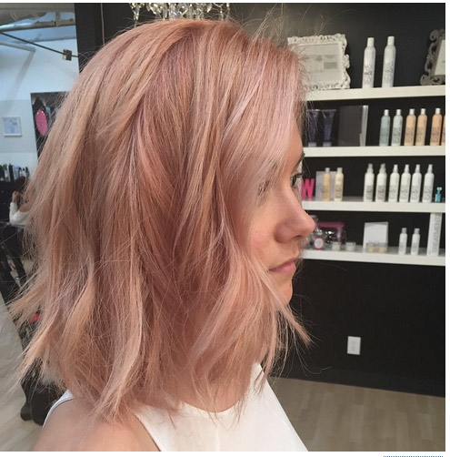 Hot Hair Color Trends 2016 Thefashionspot