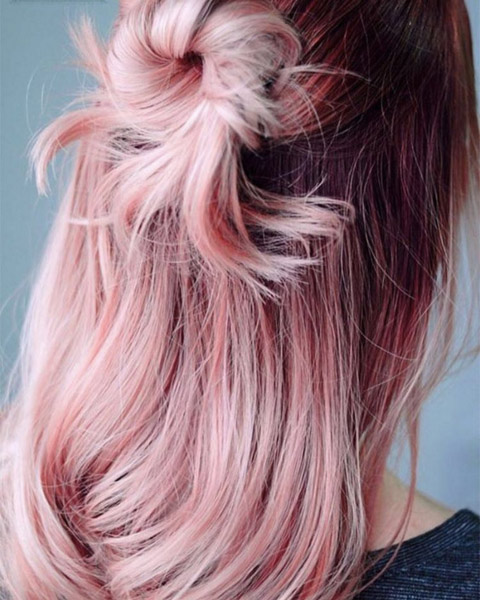 Crazy Cool Hair Color Ideas To Try If You Dare Thefashionspot