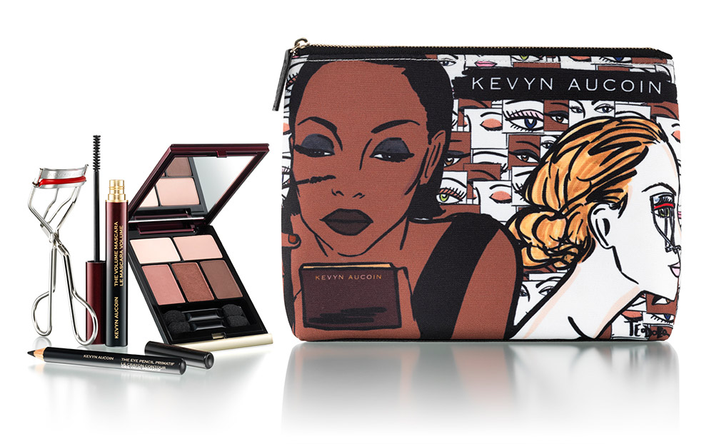 10 Holiday Makeup Sets That Look