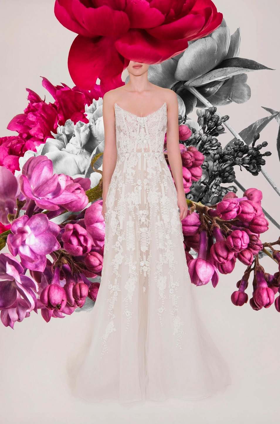 Wedding Gowns From The Bridal Spring 2021 Collections Thefashionspot