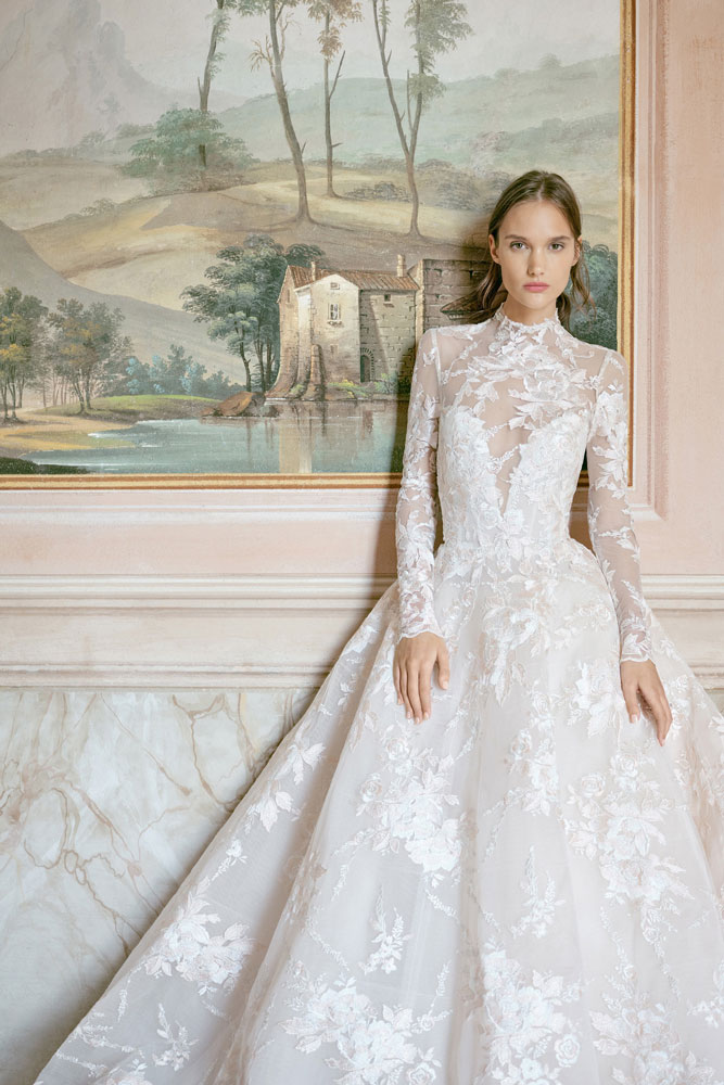 Best Wedding Dresses From The Bridal Fall 2020 Collections Thefashionspot