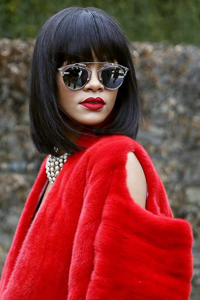 Celebrity Eyewear Obsession: Dior So Real Sunglasses - theFashionSpot