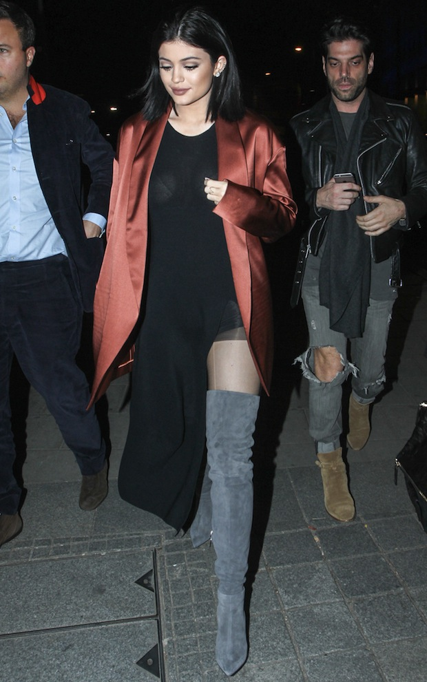Over-the-Knee Boots Will Be Your Next