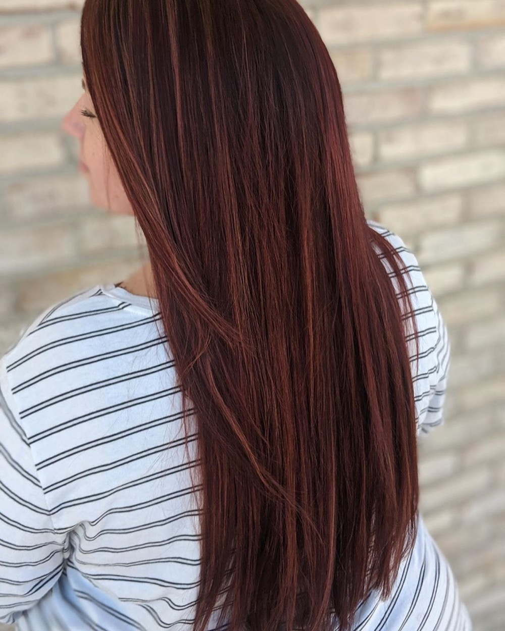 Best Orchard Red Hair Color Ideas   theFashionSpot