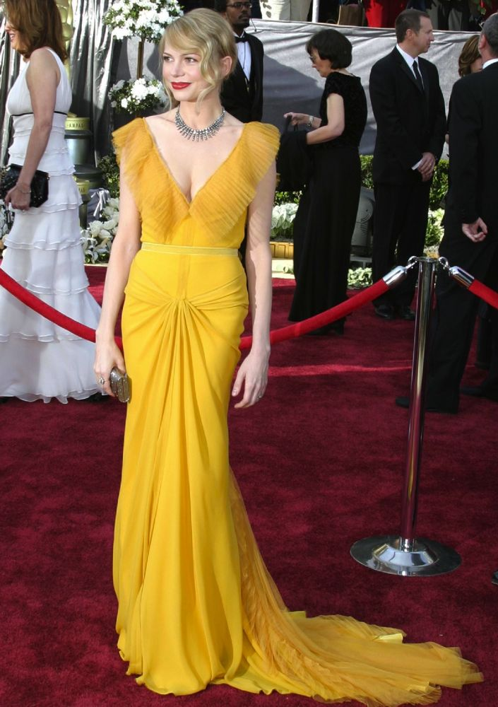 The 55 Best Oscar Dresses To Ever Grace The Red Carpet Thefashionspot