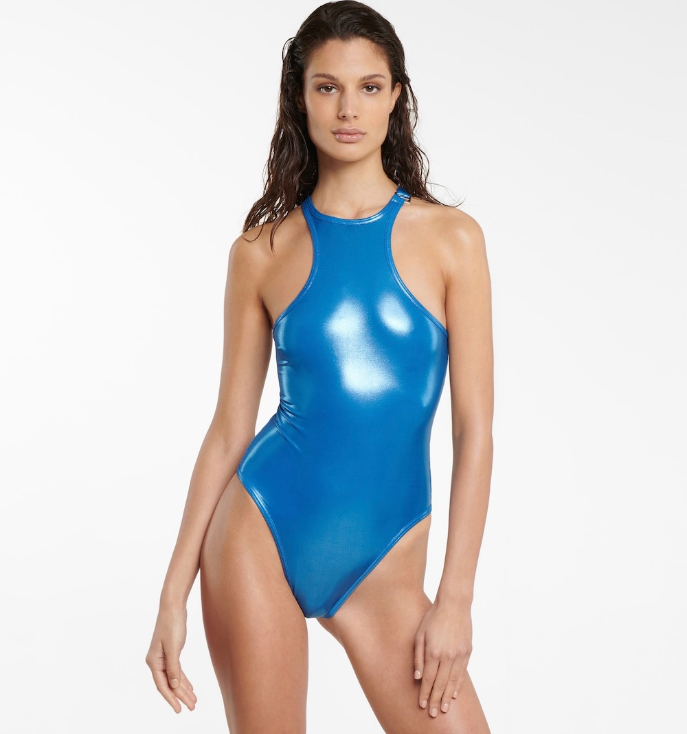 The Attico Racerback Swimsuit