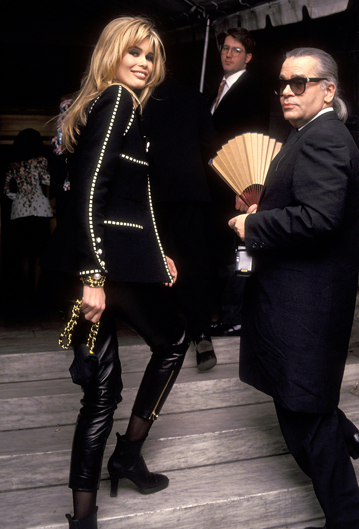 90s Supermodels And The Designers Who Loved Them Thefashionspot