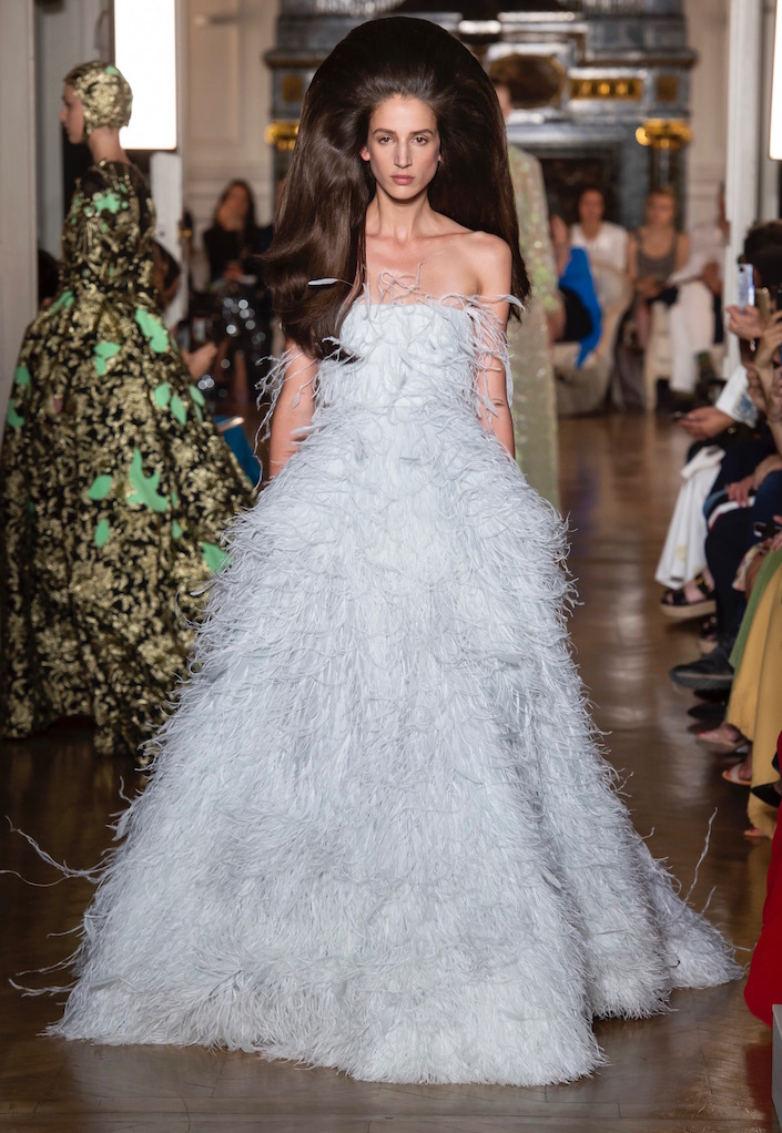 50 Dream Wedding Dresses From The Fall 2018 Haute Couture Shows Thefashionspot