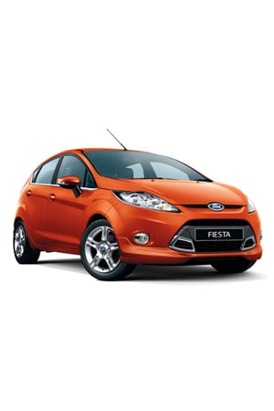 Ford Fiesta: Determination and Drive