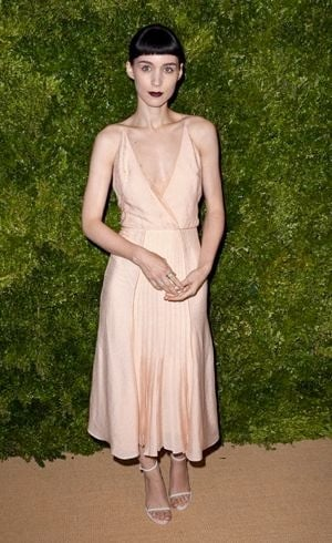 Rooney Mara 8th Annual CFDA/Vogue Fashion Fund Awards Nov 2011