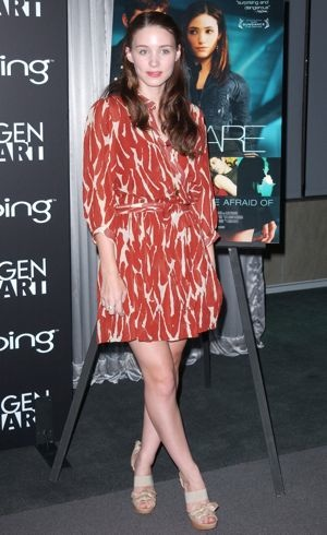 Rooney Mara Los Angeles Premiere of DARE Oct 2009