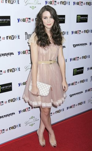 Rooney Mara Los Angeles Premiere of Youth In Revolt Jan 2010