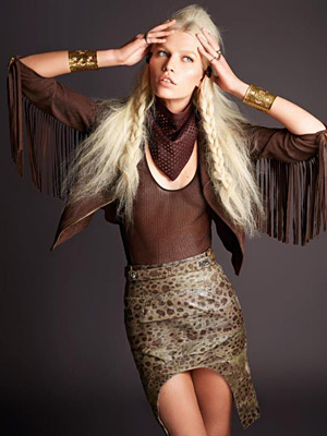 Aline Weber - Vogue Turkey May 2012