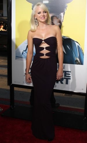 Anna Faris Los Angeles Premiere of Observe and Report April 2009