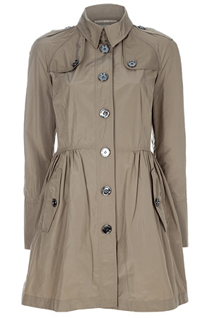 forum buys - Burberry trench