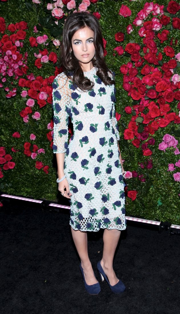 Camilla Belle 2012 Tribeca Film Festival Chanel Artists Dinner New York City