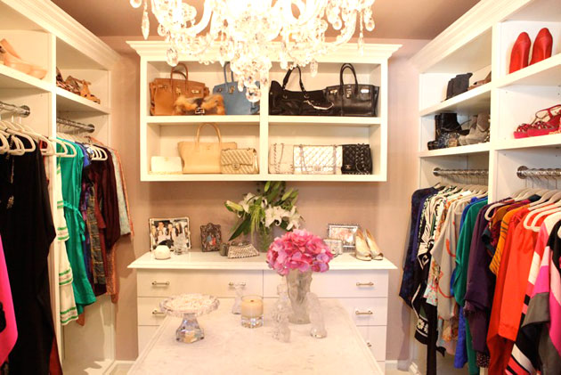 Nice Closet Transformation