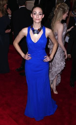 Emmy Rossum MET Gala New York City May 2010