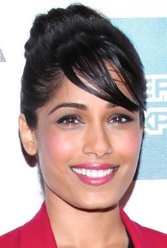 Freida Pinto 2012 Tribeca Film Festival Trishna Premiere New York City cropped