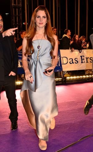 Lana Del Rey Echo 2012 Awards Berlin March 2012