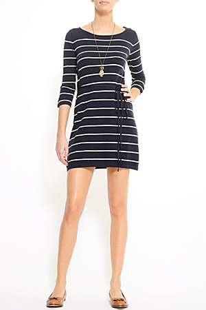 forum buys - Mango striped dress