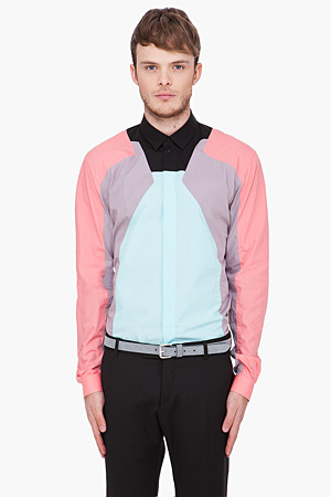 forum buys - Mugler mens shirt