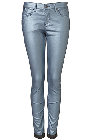 Topshop metallic pants - forum buys