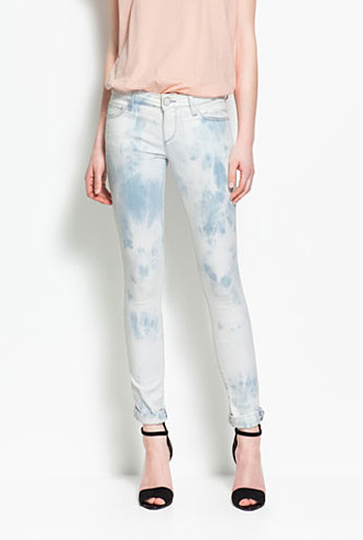 forum buys - Zara tie dye pants