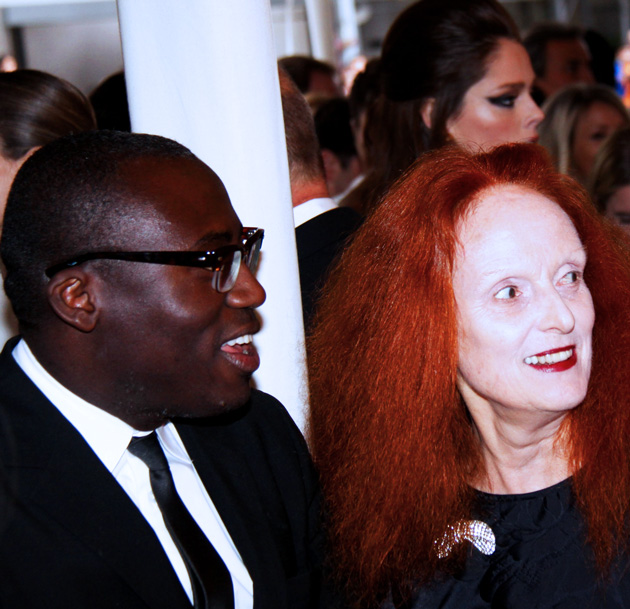 Enninful & Coddington