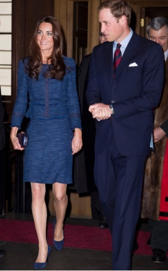 Kate middleton two days three stunning outfits