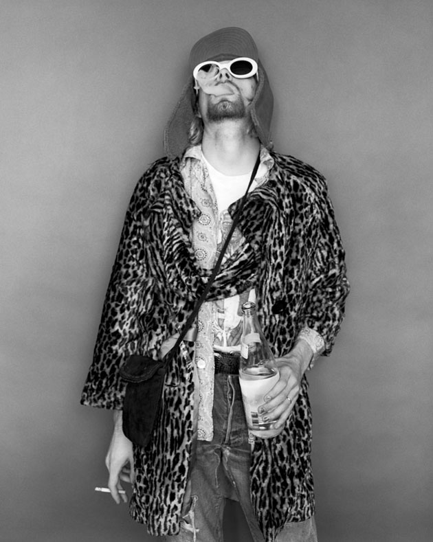 Kurt Cobain by Jesse Frohman [Interview]: The Cannon Canon