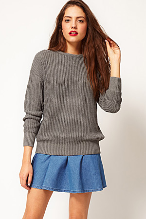 forum buys - American Apparel sweater