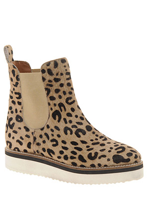 forum buys - Asos leopard Chelsea boot