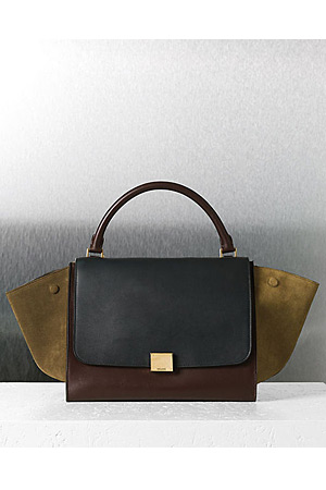 forum buys - Celine Trapeze bag