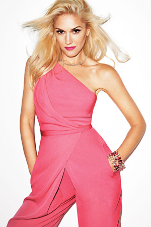 Harper's Bazaar September 2012 - Gwen Stefani by Terry Richardson