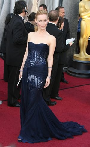Leslie Mann 84th Annual Academy Awards Los Angeles Feb 2012