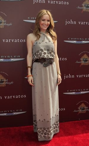 Leslie Mann 9th Annual John Varvatos Stuart House Benefit West Hollywood March 2012