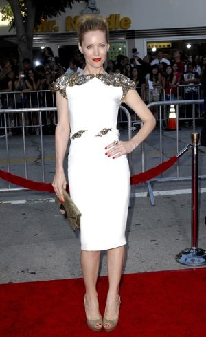 Leslie Mann The Change-Up Los Angeles premiere August 2011