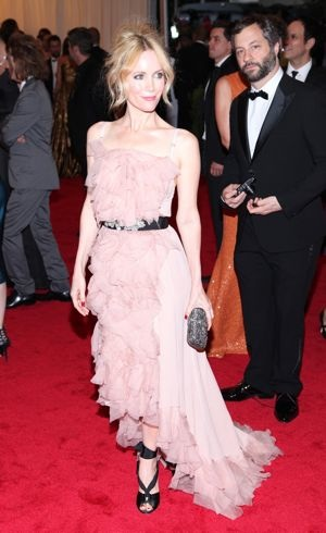 Leslie Mann Met Gala New York City May 2012