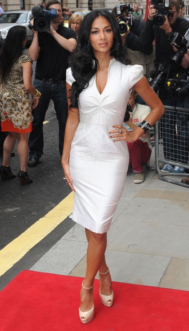 Nicole Scherzinger The X Factor Press Launch London