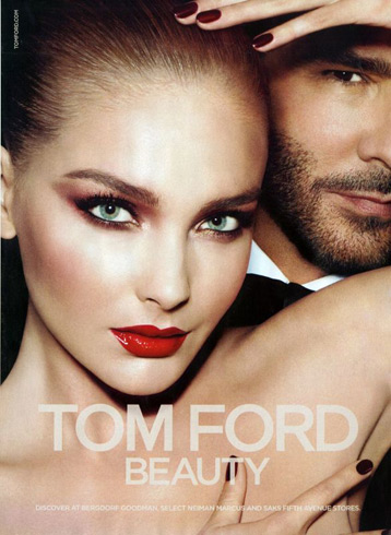 Tom Ford Beauty - Snejana Onopka & Tom Ford by Mert & Marcus