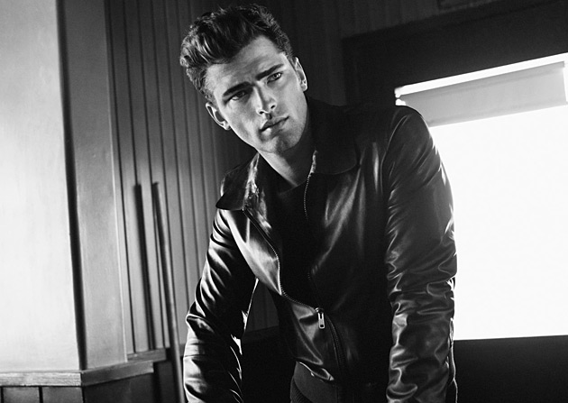 Zara Fall 2012 - Sean O'Pry