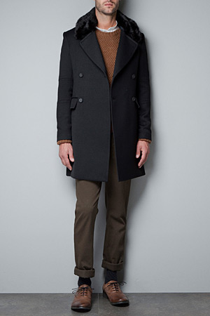 forum buys - Zara mens coat