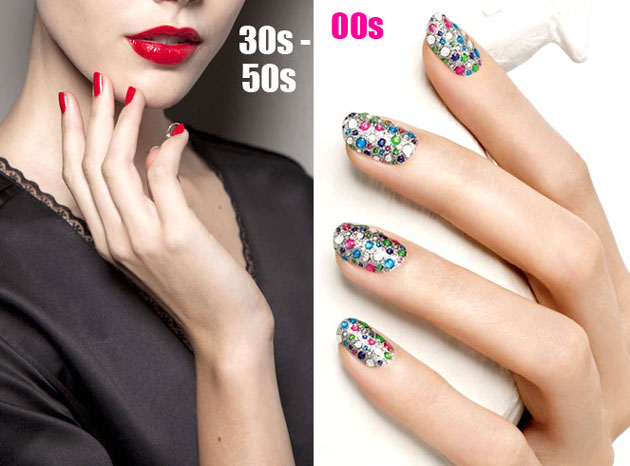 Beauty Fashion Tips Trends Product Reviews And News: Evolution Of The Manicure: Winning Hearts And Fingertips